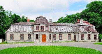Pałac w Sokołowie