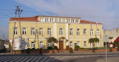 Budynek Urzędu Gminy Gostynin