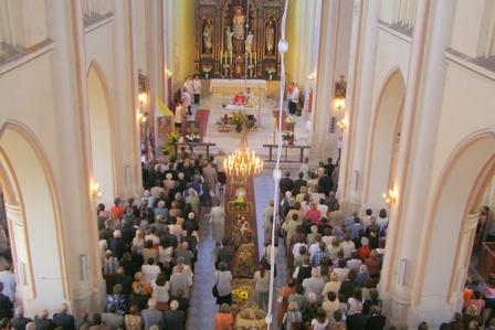 Kościół p.w. Przemienienia Pańskiego w Białotarsku
