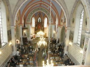 Kościół p.w. św. Wojciecha w Solcu