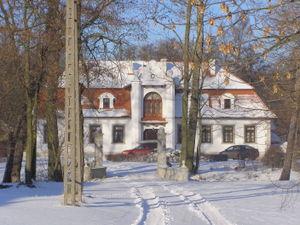 Pałac w Sierakówku