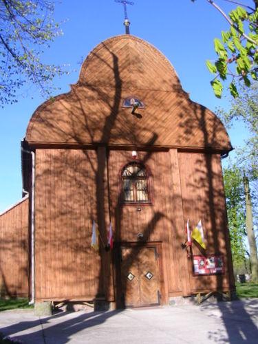 Kościół św. Anny w Sokołowie